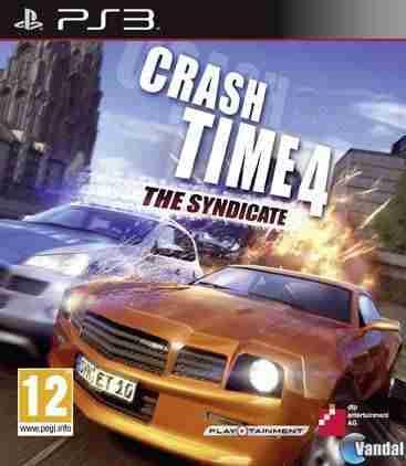 Descargar Crash Time 4 [MULTI2][FW 3.7x][ABSTRAKT] por Torrent